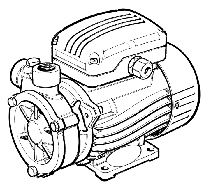 Lowara Submersible Pump Wiring Diagram