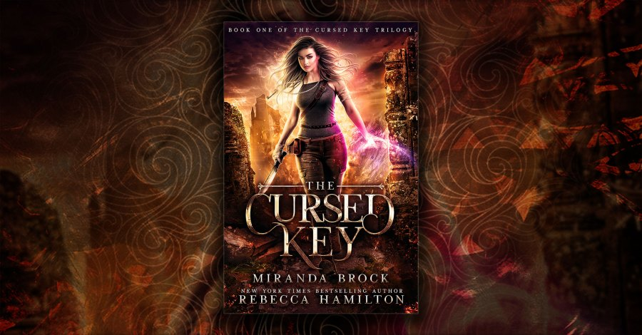 The Cursed Key by Miranda Brock and Rebecca Hamilton
