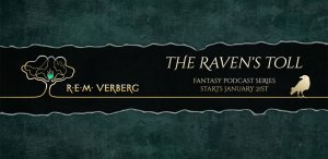 The Raven's Toll by R.E.M. Verberg