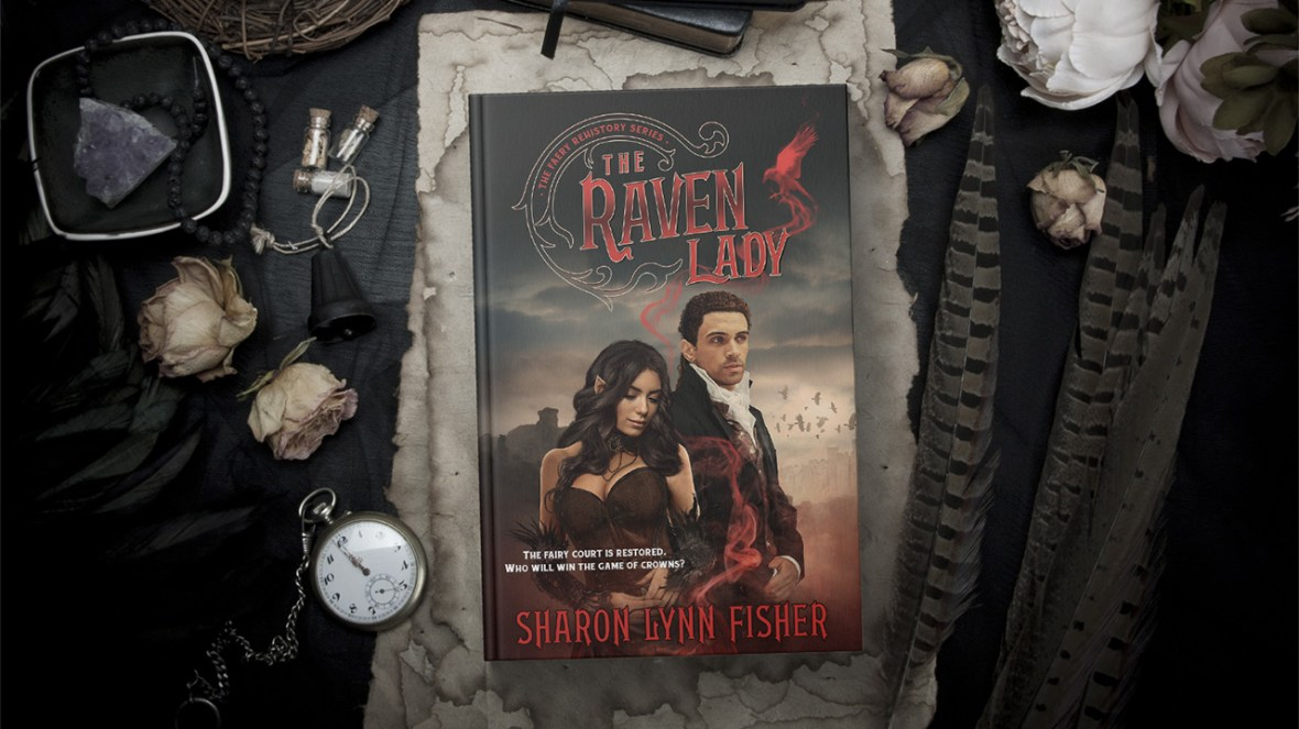 The Raven Lady by Sharon Lynn Fisher