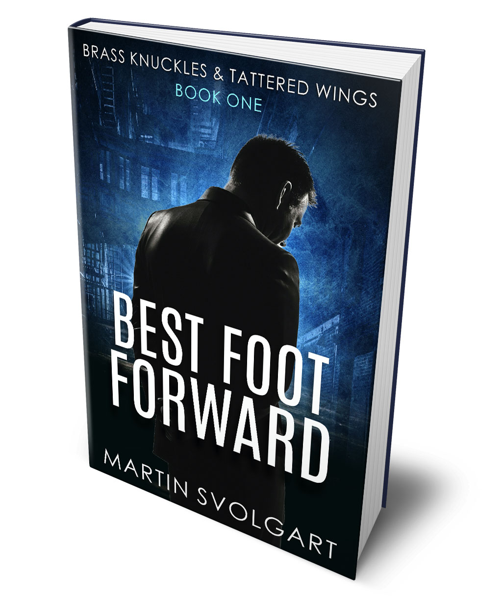 Best Foot Forward by Martin Svolgart