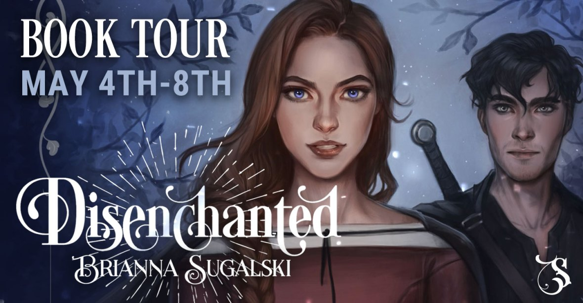 Disenchanted Book Tour