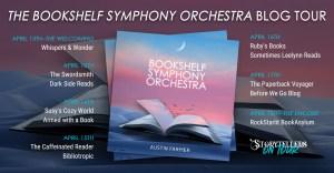 The Bookshelf Symphony Orchestra by Austin Farmer