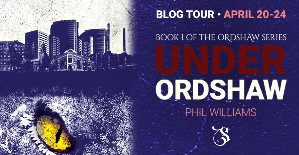 Under Ordshaw Blog Tour