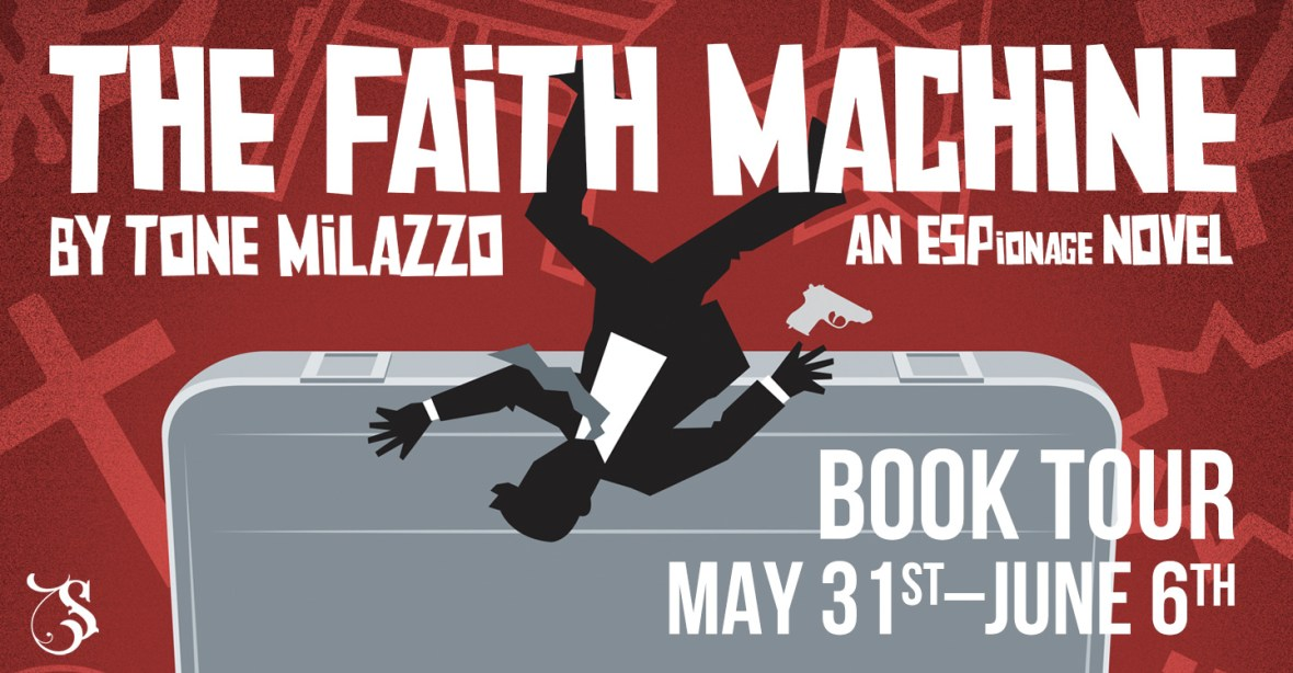 The Faith Machine Book Tour