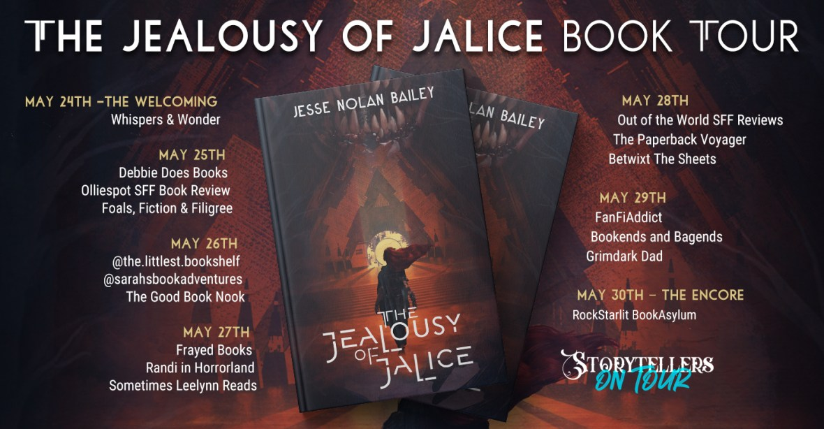 The Jealousy of Jalice by Jesse Nolan Bailey