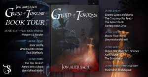Storytellers On Tour Presents: Guild of Tokens by Jon Auerbach