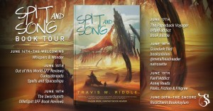 Storytellers On Tour Presents: Spit and Song by Travis M. Riddle
