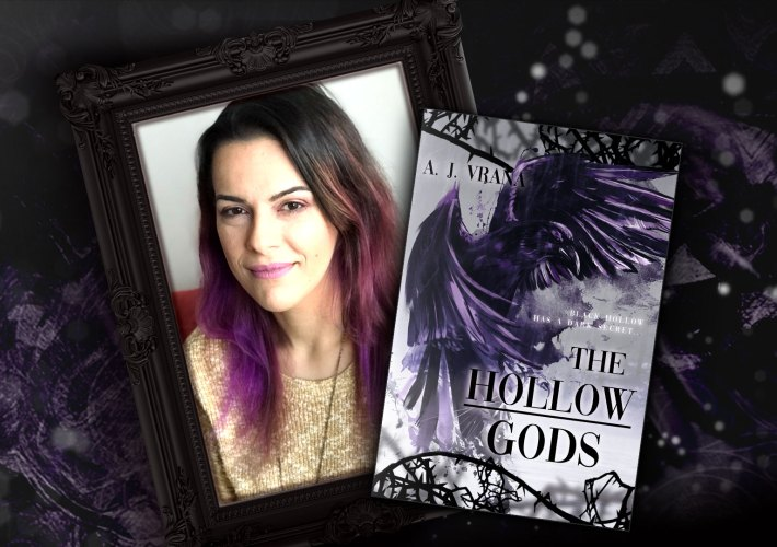 The Hollow Gods by A. J. Vrana