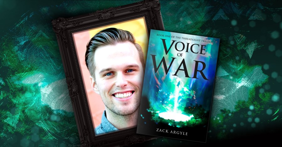 Storytellers On Tour Presents: Voice of War by Zack Argyle