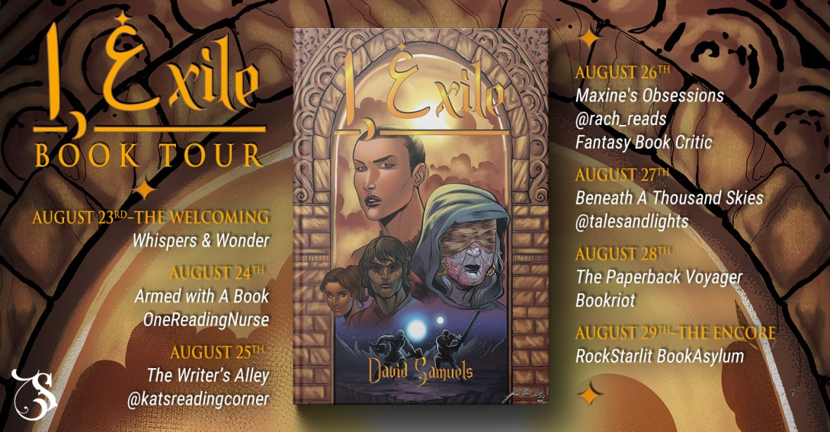 Storytellers On Tour Presents: I, Exile by David Samuels