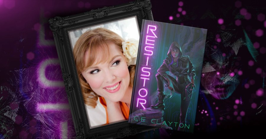 Resistor by C.E. Clayton