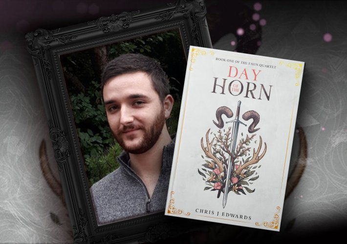 Day of the Horn by Chris J Edwards