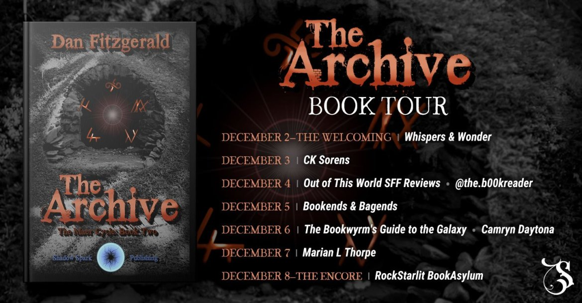 Storytellers on Tour Presents: The Archive by Dan Fitzgerald