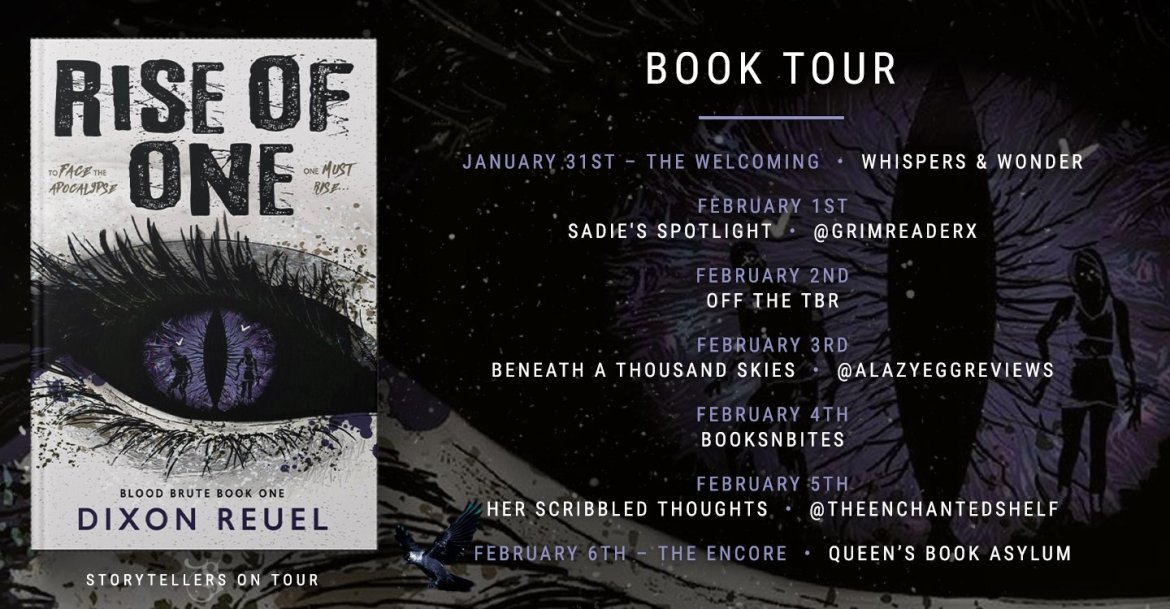 Storytellers On Tour Presents: Rise of One by Dixon Reuel