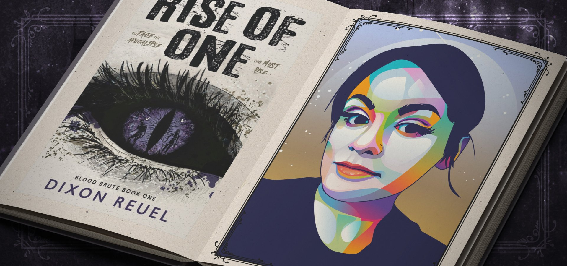 Rise of One by Dixon Reuel