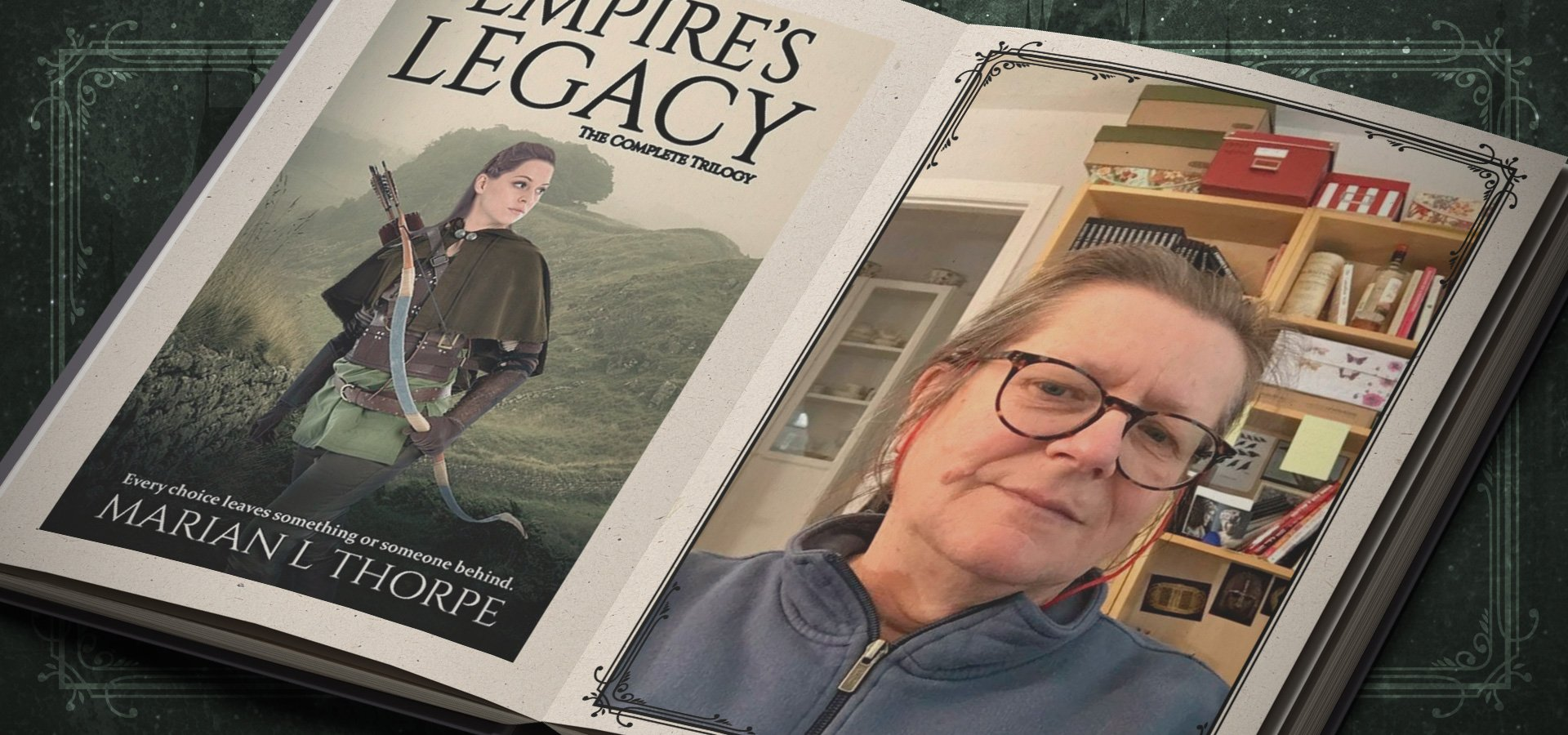 Empire's Legacy by Marian L Thorpe