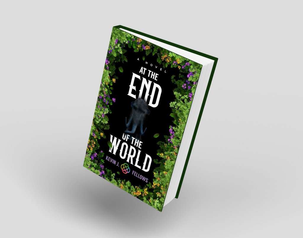 At the End of the World by Kevin J. Fellows