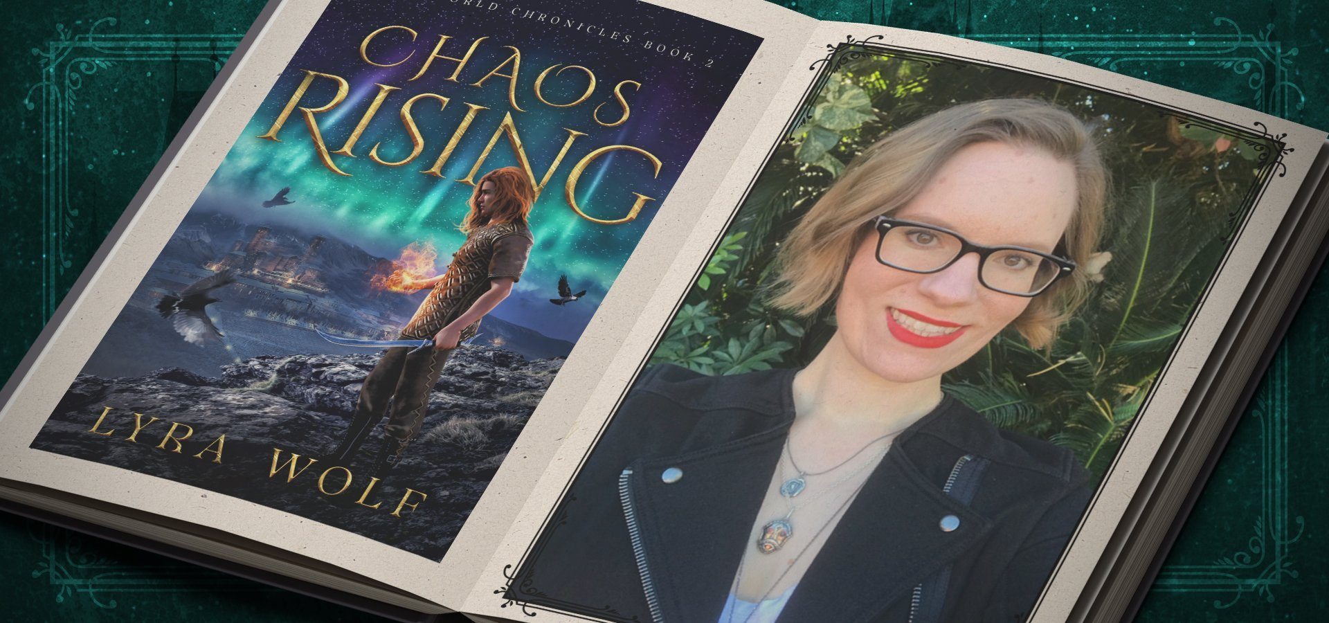 Chaos Rising by Lyra Wolf