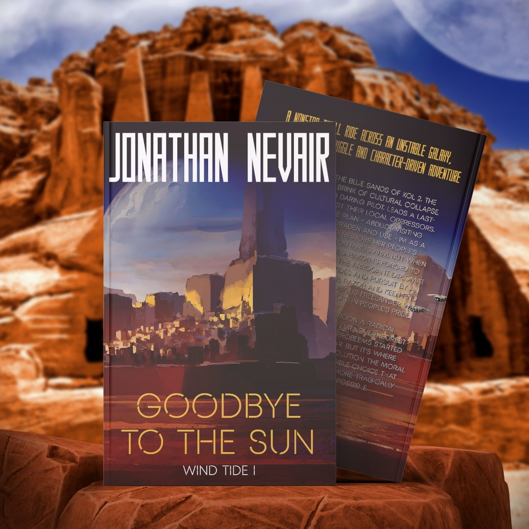 Goodbye to the Sun by Jonathan Nevair
