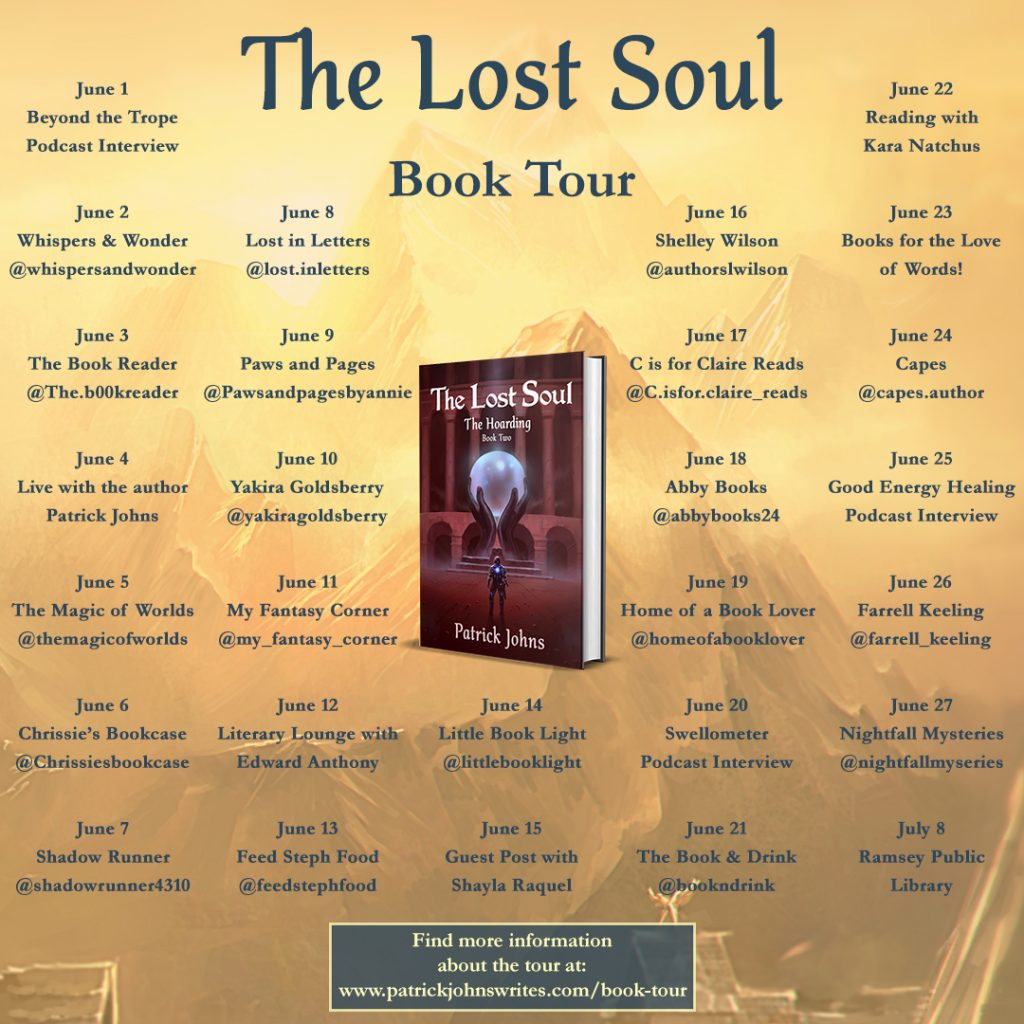 The Lost Soul by Patrick Johns