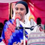 MARSABIT COUNTY FIRST LADY; DESPITE OUR DIVERSE CULTURES, WE ARE ONE PEOPLE.