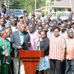 PRESS STATEMENT BY MEMBERS OF PARLIAMENT FROM THE  RIFT VALLEY REGION