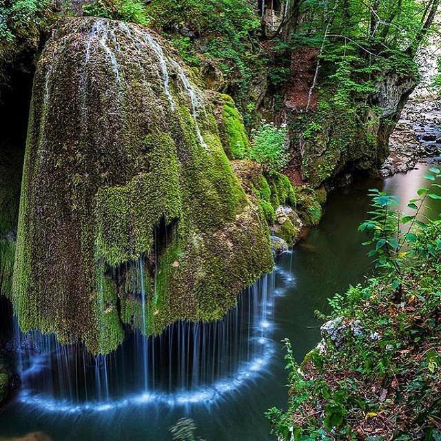 Bigar Falls Romania