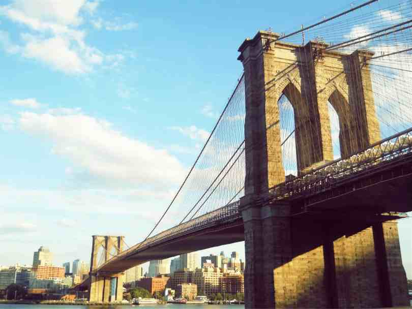 Brooklyn Bridge NYC New York City Manhattan