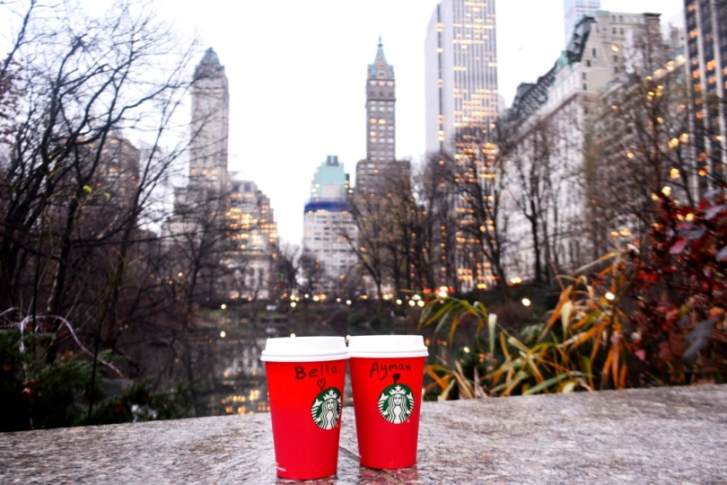 Central Park Starbusk