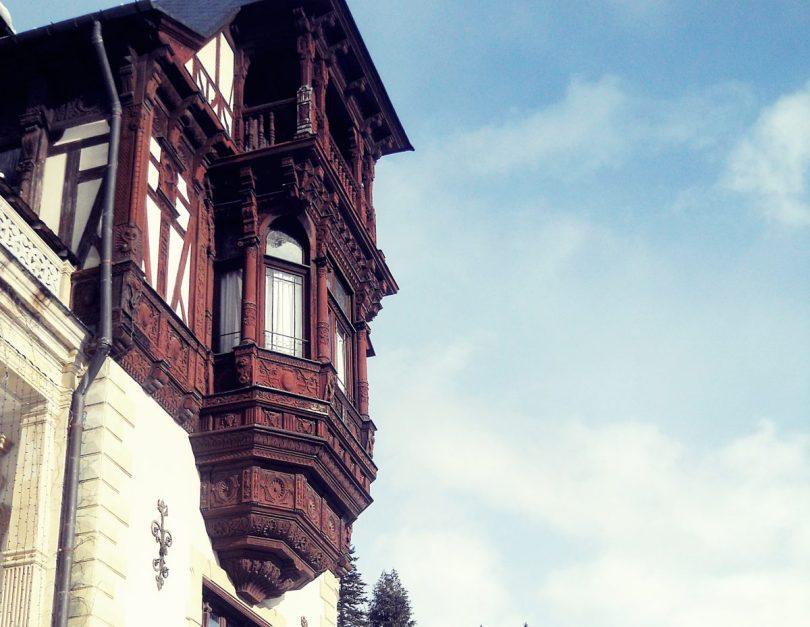 Details Peles Castle