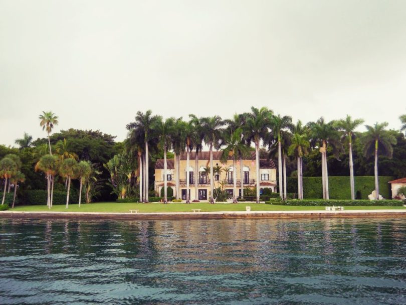Mansion Star Island Miami