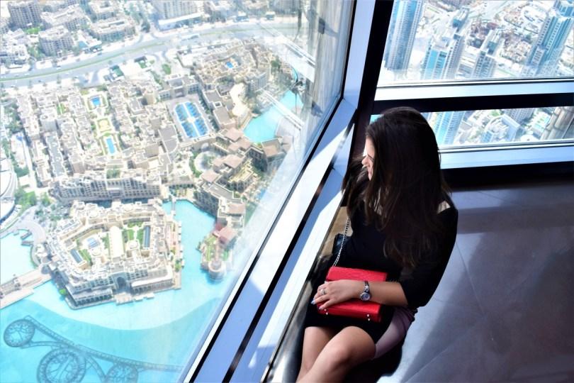 Climb Burj Khalifa