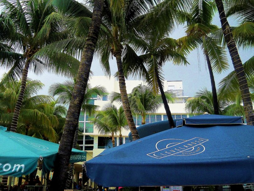 South Beach hotel Miami