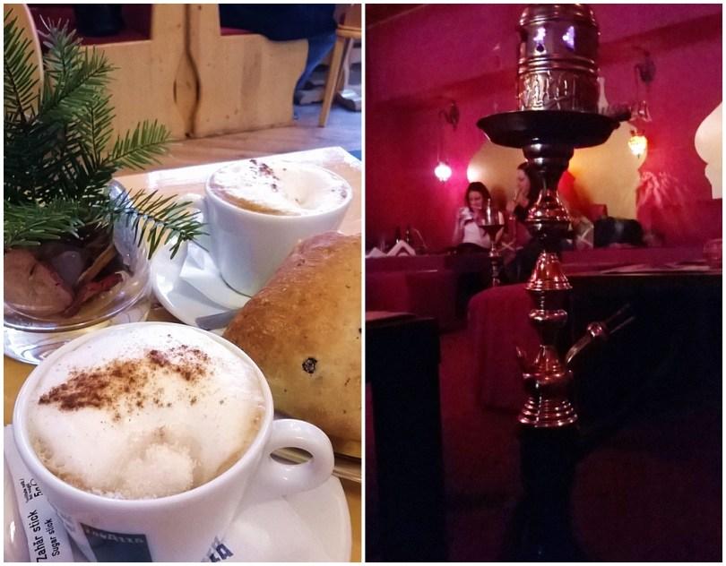 coffee and hokkah