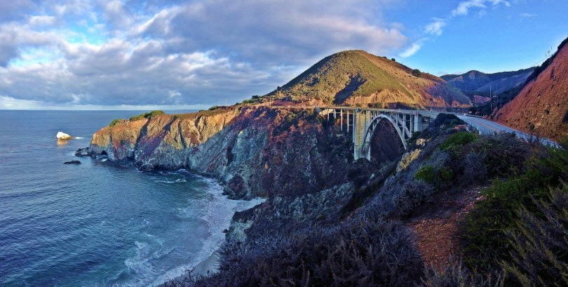 Bixby Bridge California