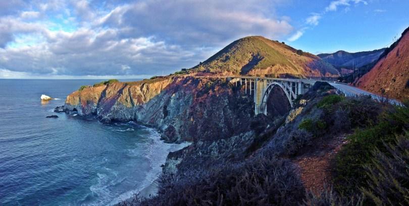 Bixby Bridge California