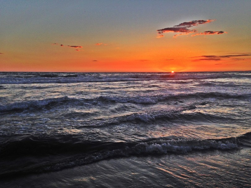 santa-monica-sunset