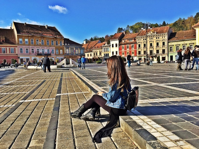 The Council Square Piata Sfatului Brasov