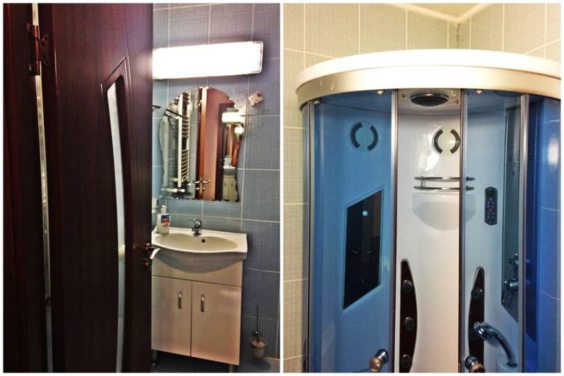 bathroom Vila Nicoleta