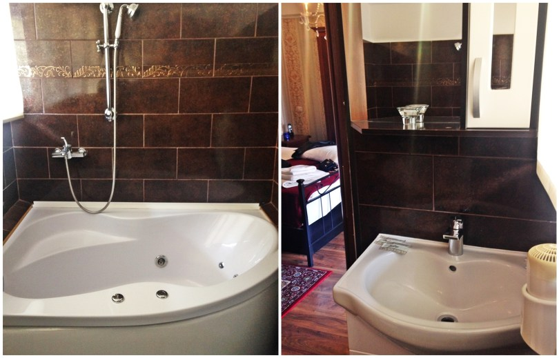 Bathroom SS Residence Hotel