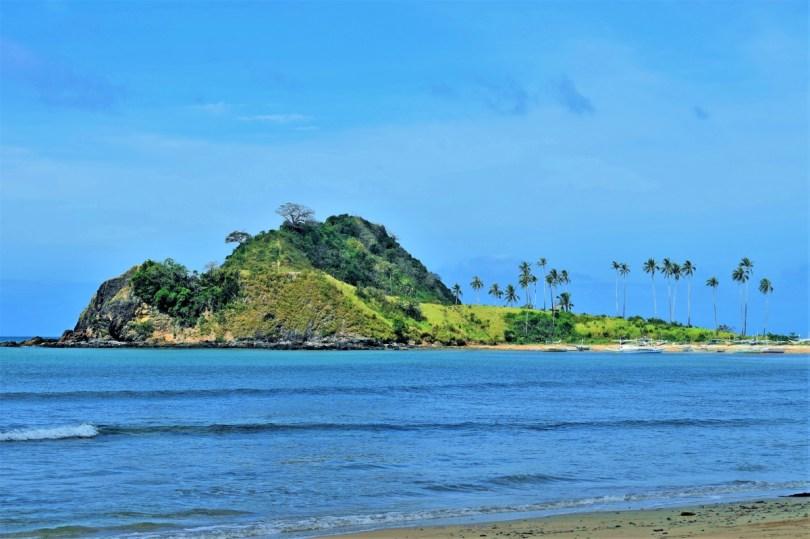 Nacpan Beach El Nido Palawan Philippines