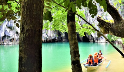 The Underground River Puerto Princesa Palawan Philippines