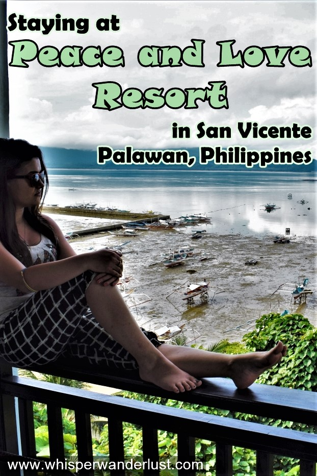 Peace and Love resort San Vicente Palawan Philippines 2