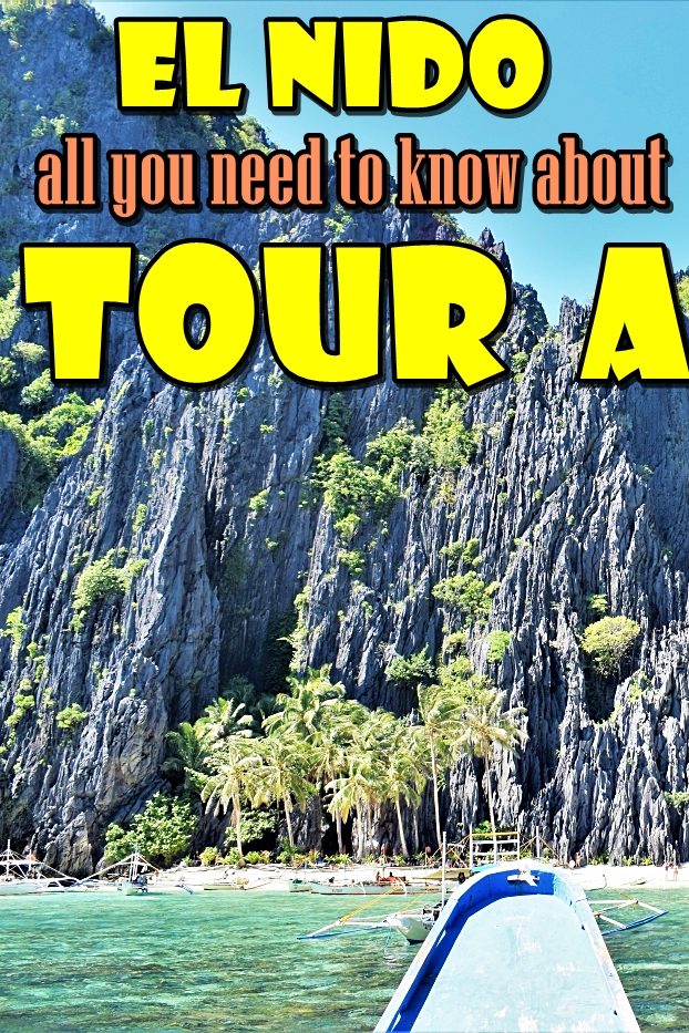 El Nido - all you need to know about Tour A