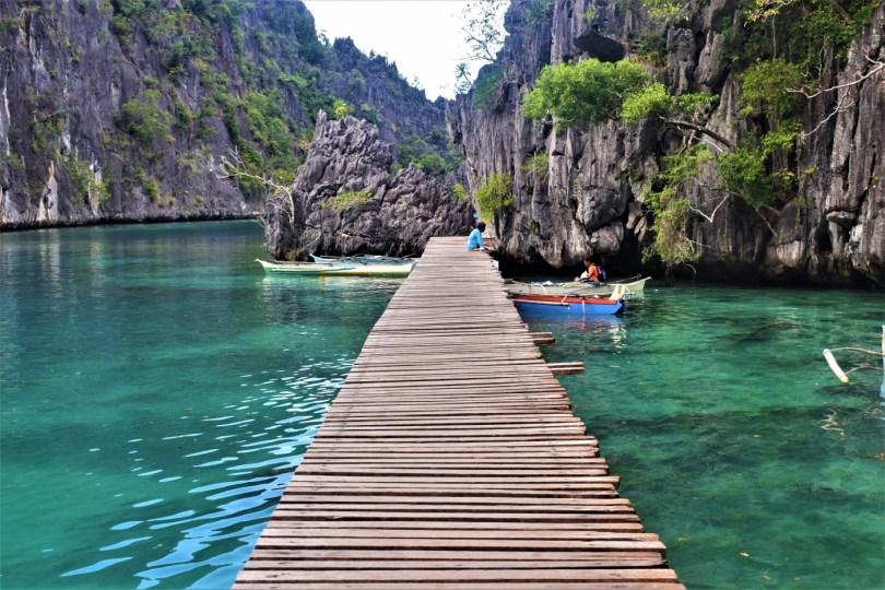 Coron Filipine imagini spectaculoase