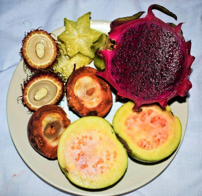 Bali fruits