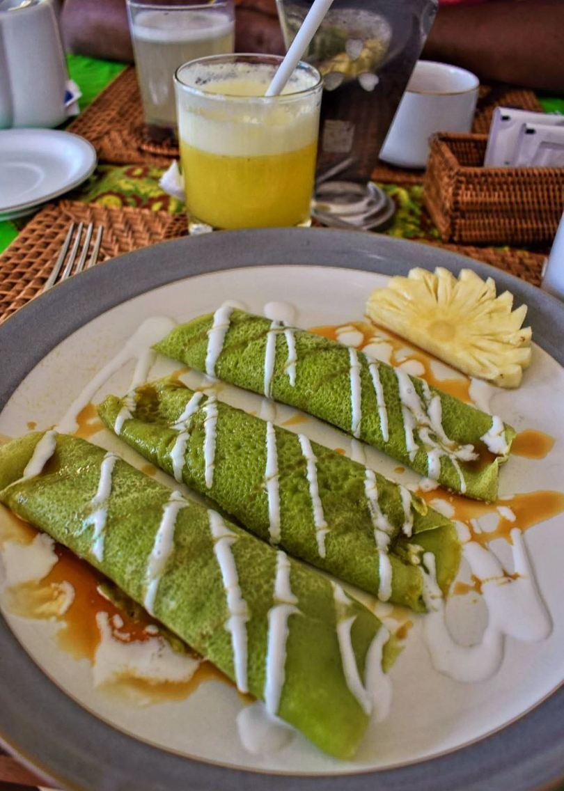 Bali pancakes