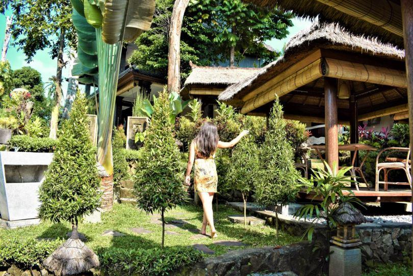 Liyer House Ubud Bali eat pray love