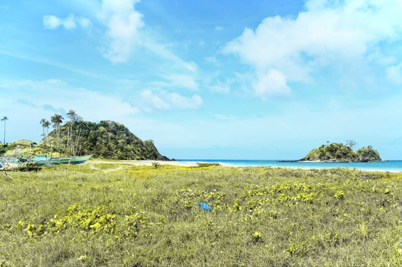 Twin Beaches El Nido